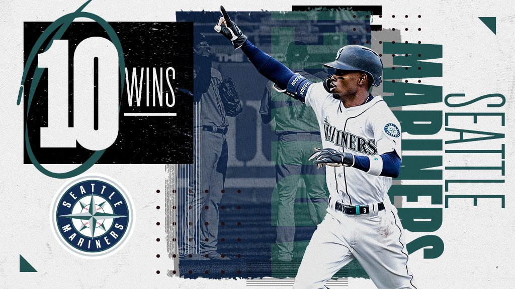 First to 10 wins.  The @Mariners are so hot right now.
