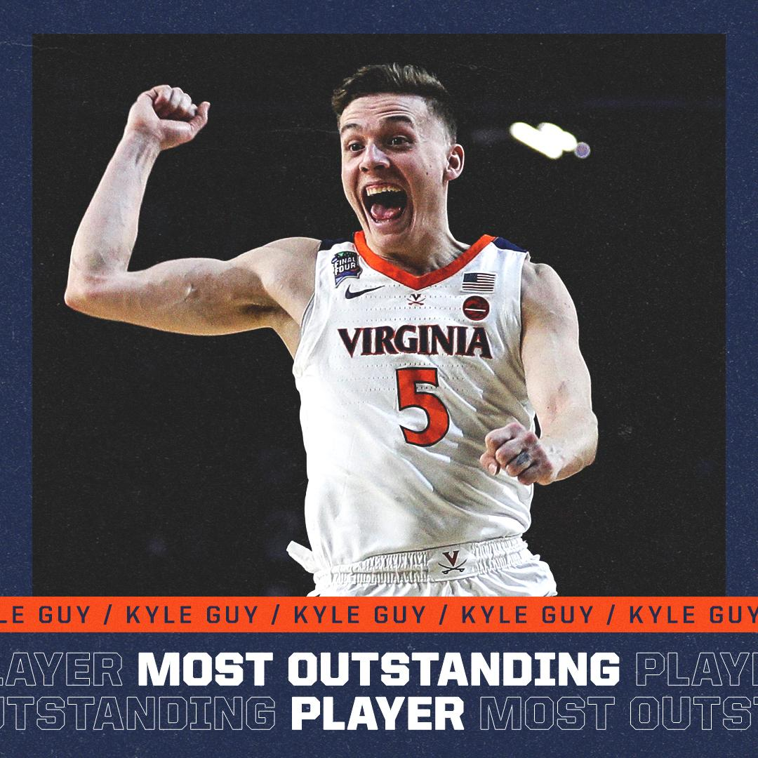 ACC Network's photo on Kyle Guy