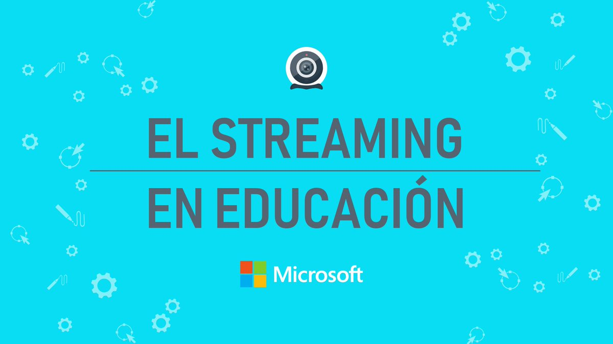 ¡EVENTOS EN DIRECTO CON MICROSOFT! 📺 @MicrosoftEduEsp Descubre la utilidad y los beneficios principales del uso del Streaming en Educación: interactividad, creatividad, trabajo colaborativo y comunicación con #MicrosoftTeams #MicrosoftStream #MicrosoftEDU 💡