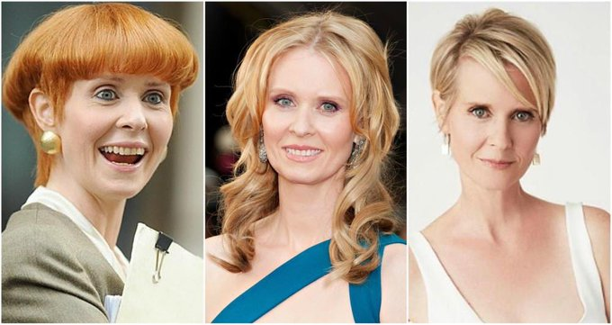 HAPPY BIRTHDAY CYNTHIA NIXON - 09. April 1966. New York City, New York, USA