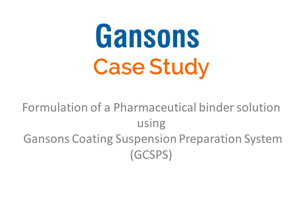 Subbanerjee1 Our #Coating Suspension Preparation System