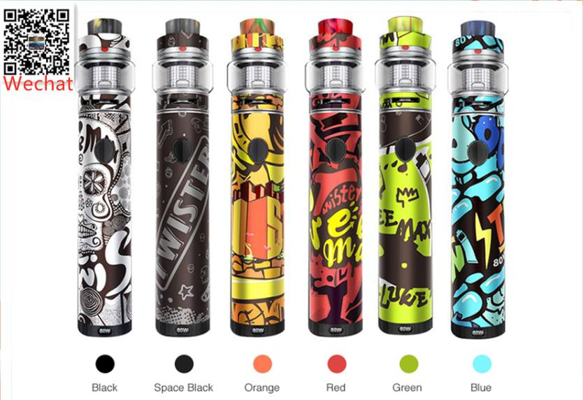 #vape #vaping #ejuice #halo juice #naked 100 #nasty juice #doozejuice   Hey, Great news for you: 2300mAh 5ml Twister mod with 2 Fireluke tank and one of the best seller now !😍🤩  So come on DM or wechat BD to carry the amazing kit !🤝🤝