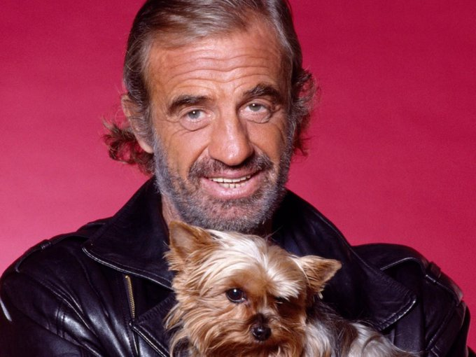 Happy Birthday Jean-Paul Belmondo.