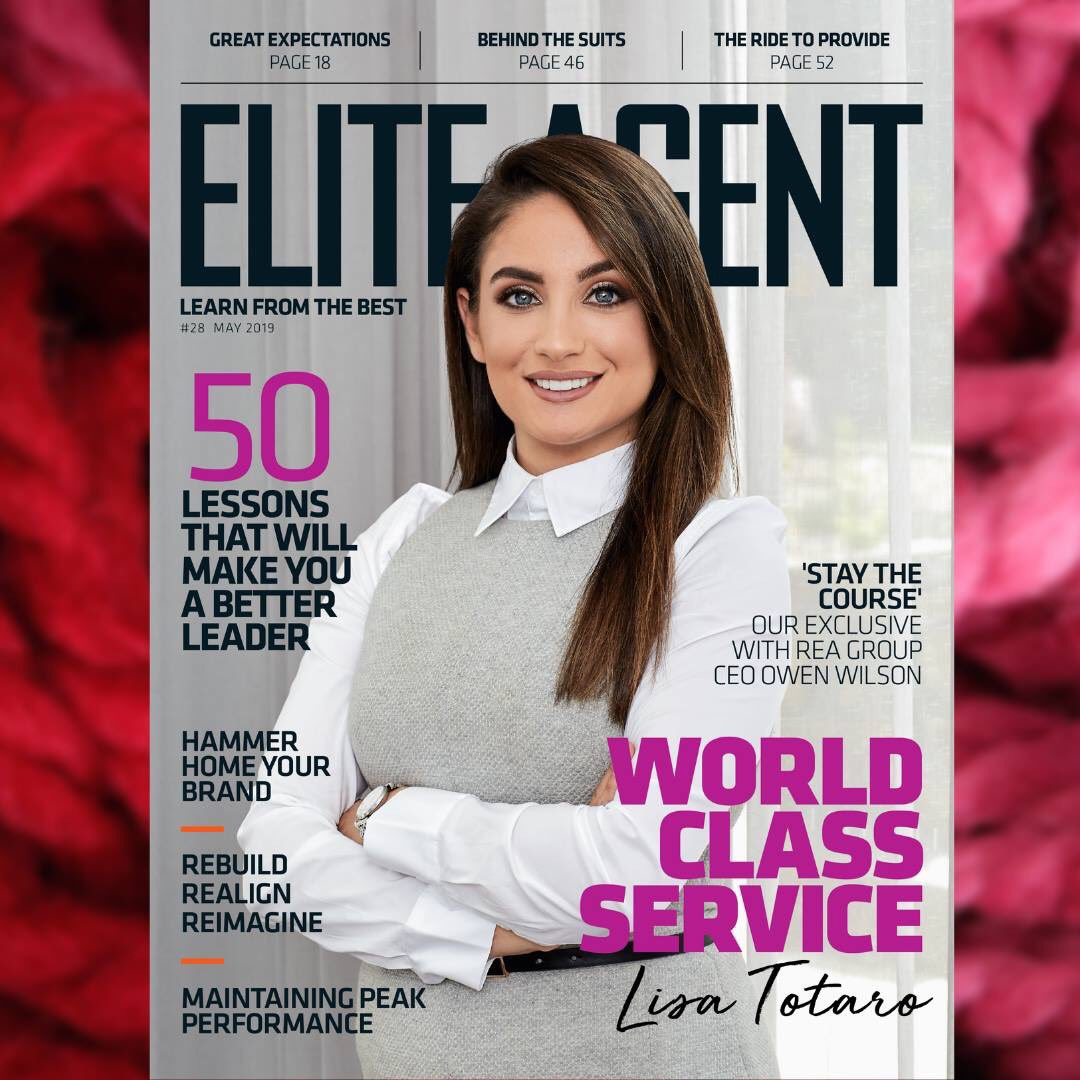See Lisa from our sunbury office on the cover of elite magazine #ypa #elitemagazine #realestate #arec https://t.co/Kj8kfn2kW9