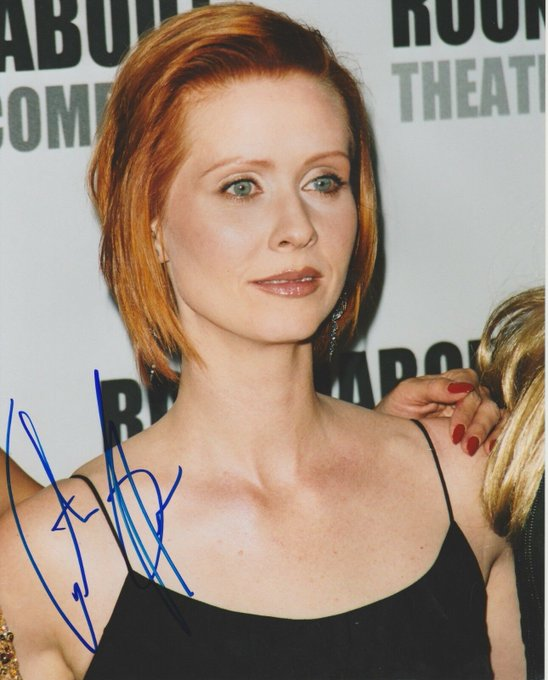 Happy Birthday, Cynthia Nixon!