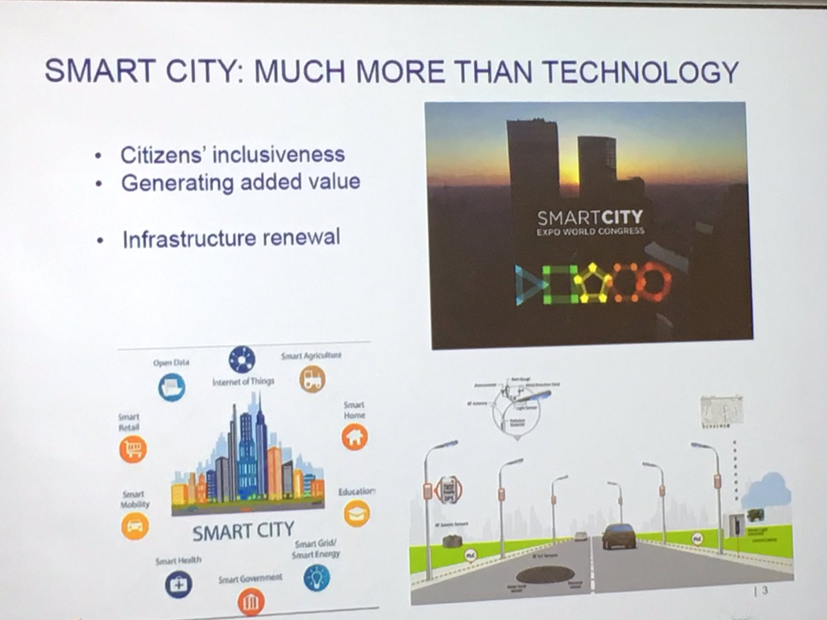 At the Smart and Sustainable Cities Conference in #Stockholm - #energycompanies agree we need to focus in #citiesneeds and not always technological solutions.
