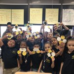 Image for the Tweet beginning: Second grade BEES 🐝 learning