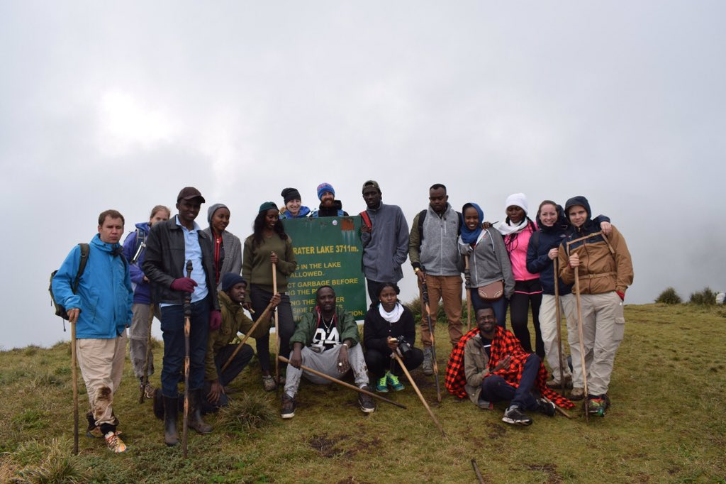 Planning your ultimate adventure day choose hiking experience. It provides the perfect opportunity to explore nature #VisitRwanda #VolcanoesPark #Rwandalicious