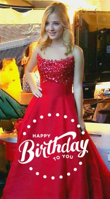 Happy 19th Birthday Jackie Evancho