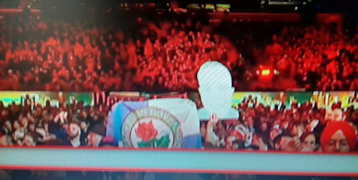 Becky's photo on #WrestleMania
