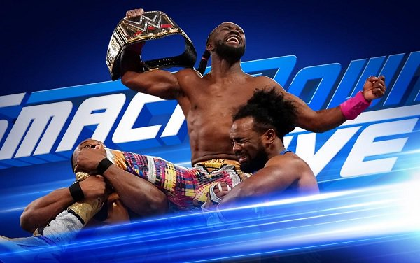 WWE SmackDown & 205 Live Previews: WrestleMania Fallout, Title Match, Kofi Kingston Celebration