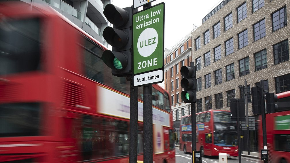 london introduces emission based tariffs - 1007×566