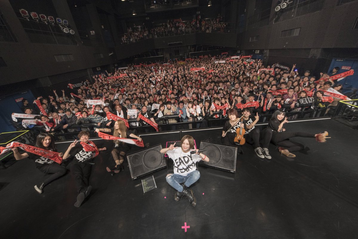 【朗報】山本彩のZepp札幌公演が大盛況wwwwwwwwwwwwwwwwwwwwwwww
