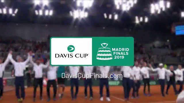 🎴TICKETS AVAILABLE🎴  From April 9th to 12th at 12 noon CET, get your single tickets with 20% off.  Get yours: https://www.daviscupfinals.com/ticketing/   #DavisCupMadridFinals