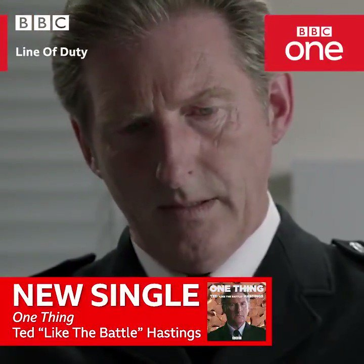 This is so catchy I can't stop watching it.   🎵 COPPERS. COPPERS. BENT. COPPERS. REG 15. 🎵 #LineOfDuty