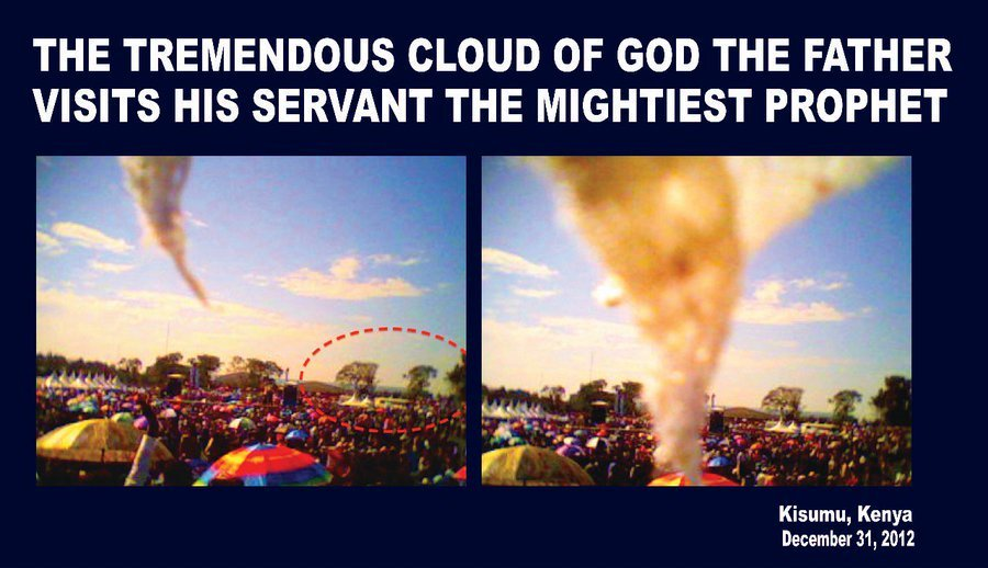 The LORD God makes know his presence through #TheHeavenlyVisitations like coming down in a cloud Genesis 9:13 I set My bow in the cloud, and it shall be for a sign of a covenant between Me and the earth