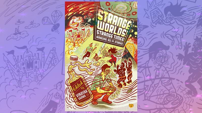 22. Zombies in Chennai. A strange tetrahedron in Delhi. Taj Mahal as an automaton. A tribe descended from aliens? This anthology edited by @eyefry has it all, with stories by Vandana Singh, @IndrapramitDas, @sperur, @sunandoisms & others https://t.co/abgQRkwSeZ #scifi #IndianSF https://t.co/OswPp0t22u