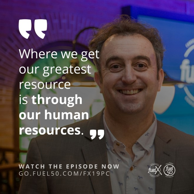 As part of the FuelX learning series, Paul Cork Leadership Architect and speaker, shares an insightful case study surrounding his time as Leadership Development Manager at a well-known bank in the UK. Watch the episode by clicking the link below!  http://bit.ly/2ImbVGm