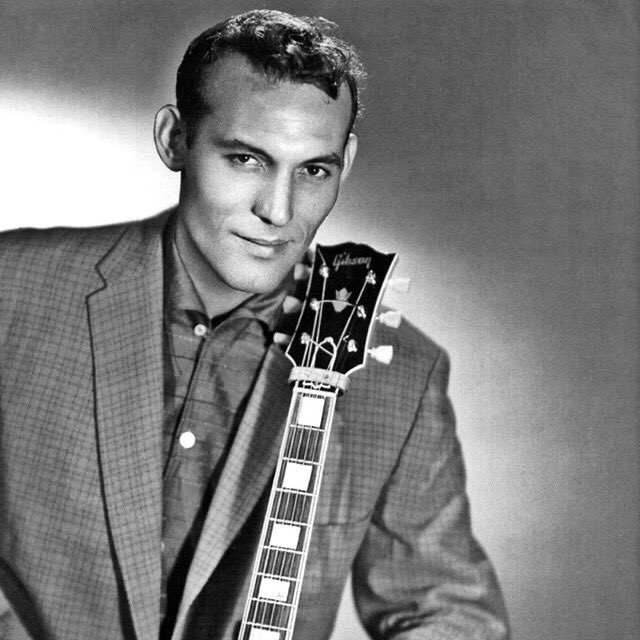 Happy Birthday Carl Perkins, Mr. Blue Suede Shoes, Born In The Rock 4/9/1932.