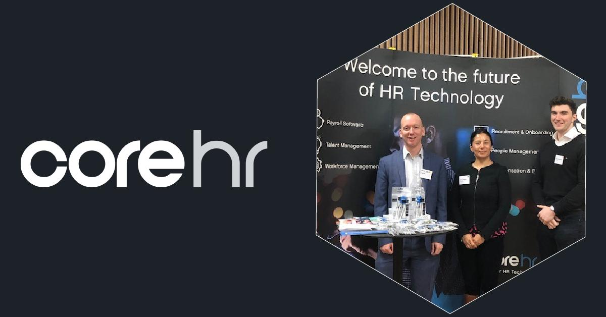 e2c12c990c Call over to the lovely CoreHR team who are happy to answer any queries you  have about our innovative #HR technology.