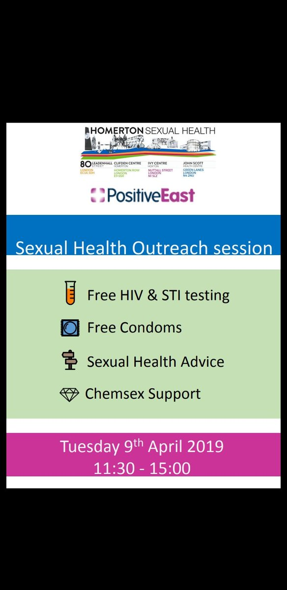 History homerton sexual health