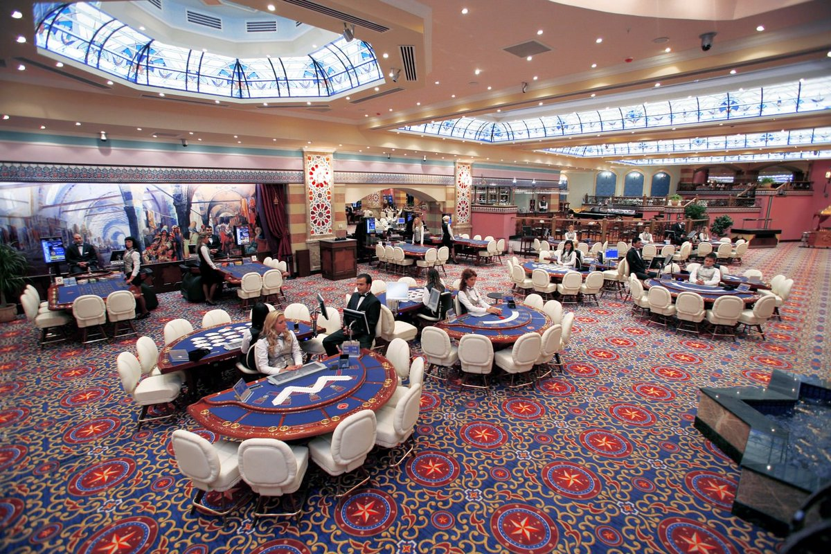 новое казино на кипре
