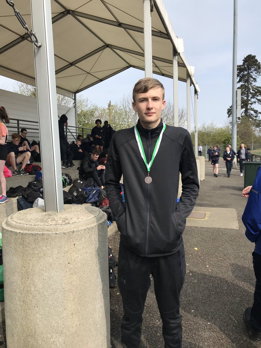 Well done to all those who participated in the West Leinster Athletic championship and in particular our medal winners Bartosz Marciszewski and Killian Zambra. #athletics @LSAU18 @irishathletics