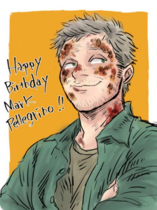 Happy Birthday Mark Pellegrino!
