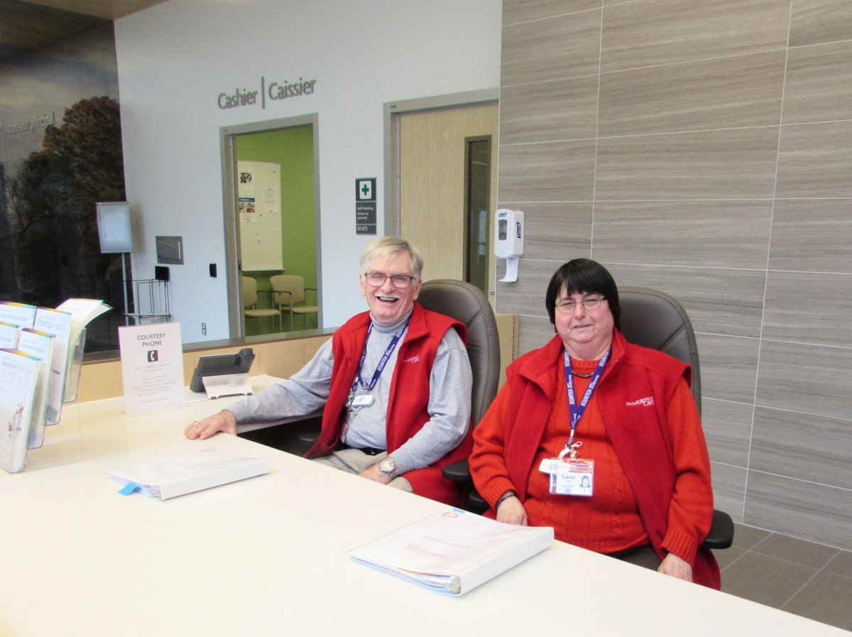 test Twitter Media - Volunteers contribute to every aspect of patient, client, and resident well-being. During #NationalVolunteerWeek join us in thanking our volunteers for all that they do. #NVW19 https://t.co/dwSOu74pOU