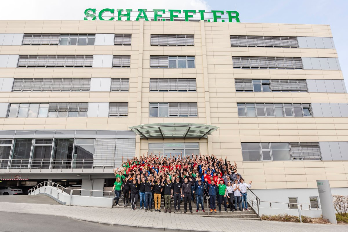 promo code 904f4 10d8e New motivation and inspiration for motorsport-loving students  Two days of  Schaeffler Motorsport Academy in Herzogenaurach are coming to an end.