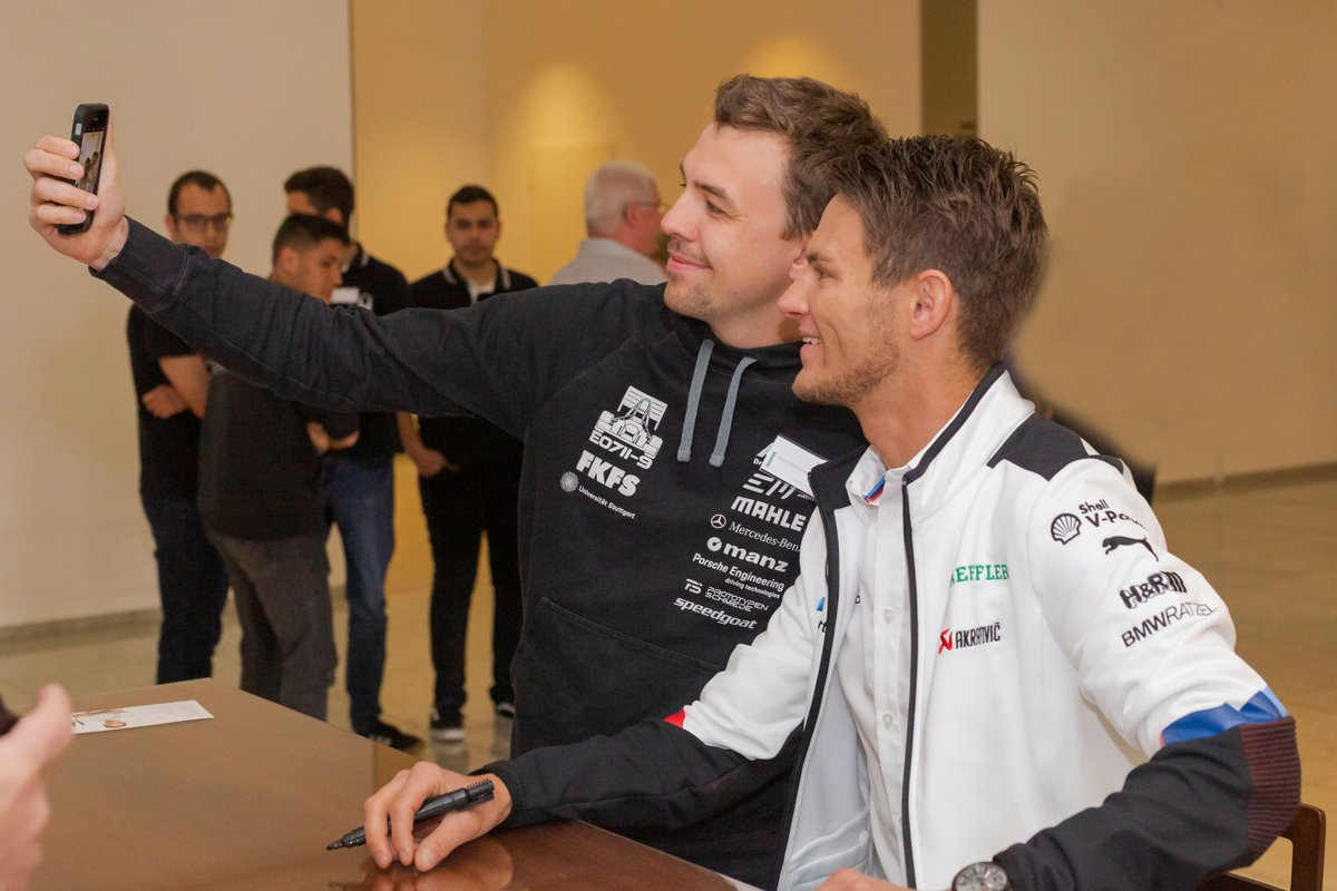 9d740d5988 New motivation and inspiration for motorsport-loving students  Two days of  Schaeffler Motorsport Academy in Herzogenaurach are coming to an end.