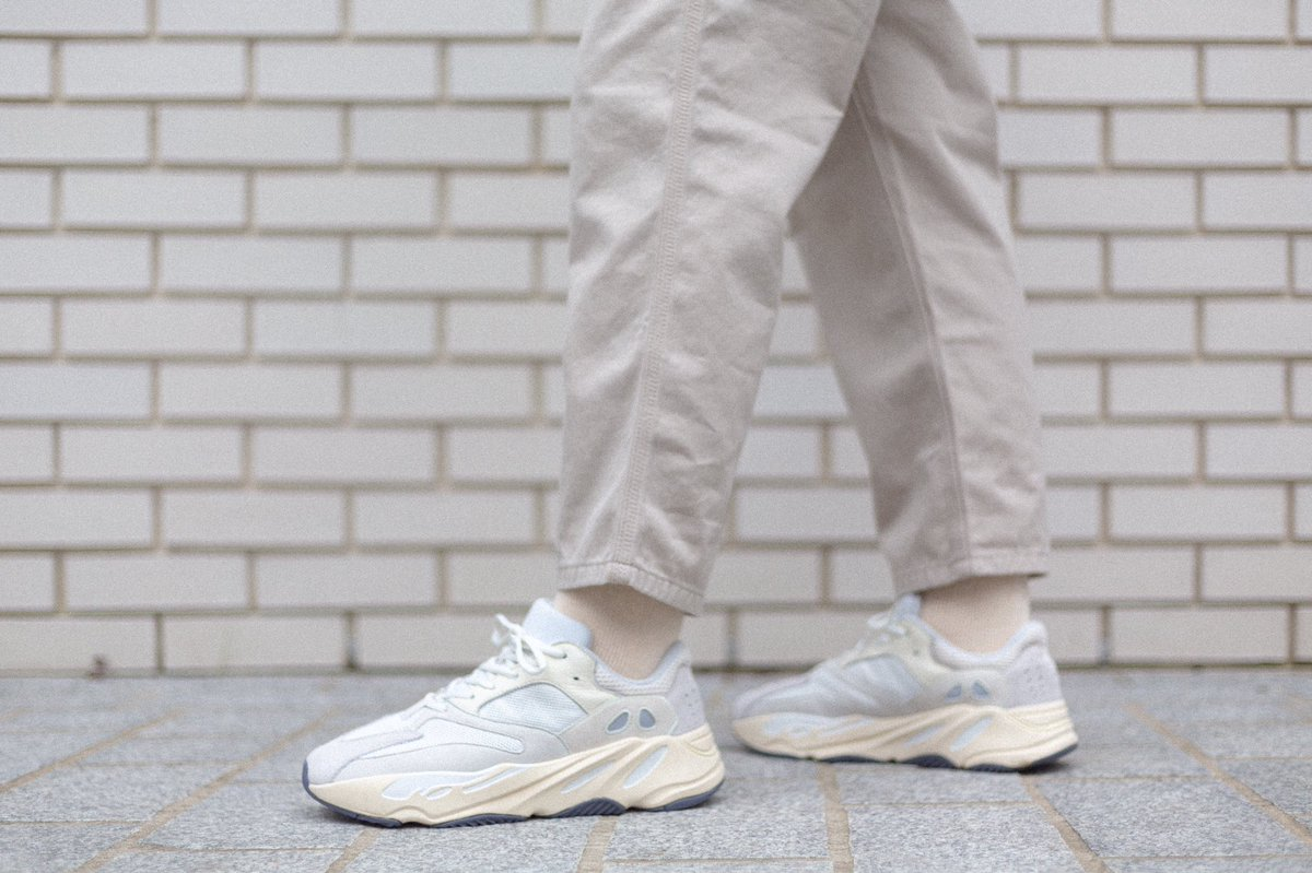 f900ef5a4 YEEZY BOOST 700 ANALOG ON FEET LOOK RELEASING APRIL 27pic.twitter .com epmqxgJLio