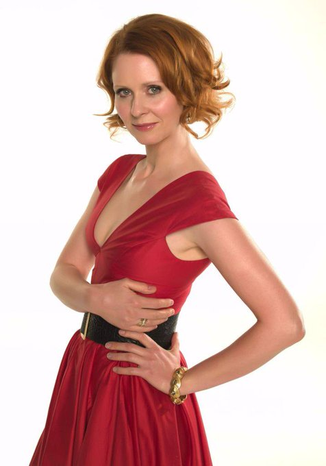 Happy Birthday to Cynthia Nixon who turns 53 today!