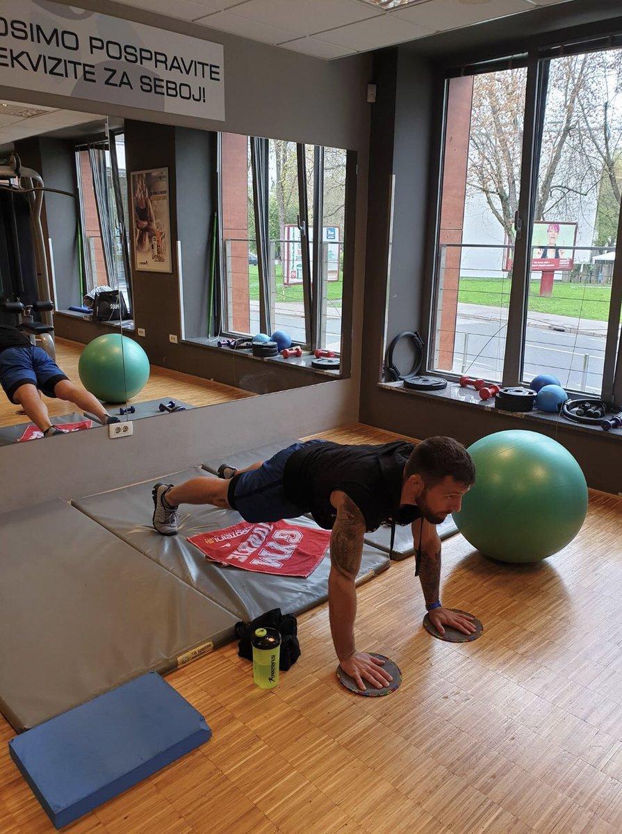 Step by step @udjurisic 💪🏻🥊🔥 #shoulderrecovery 🍀#strengthandconditioning #TeamAM #ufceurope #ufc #mma