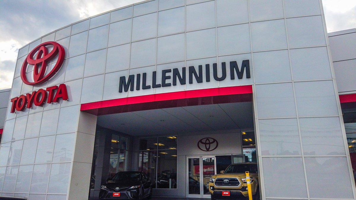 Millennium Toyota Followed