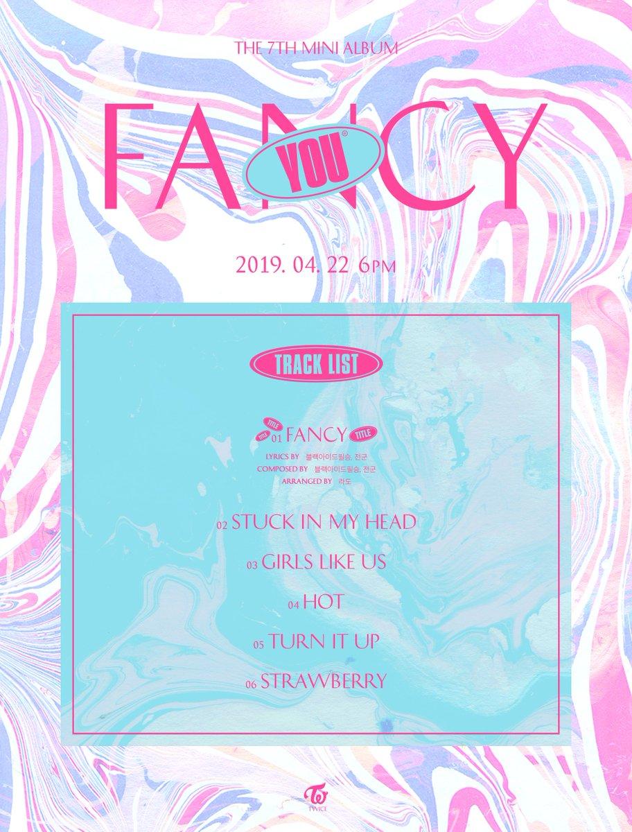 """TWICE >> Mini Album """"Fancy You"""" - Página 9 D3uEHzkUYAALw3T"""