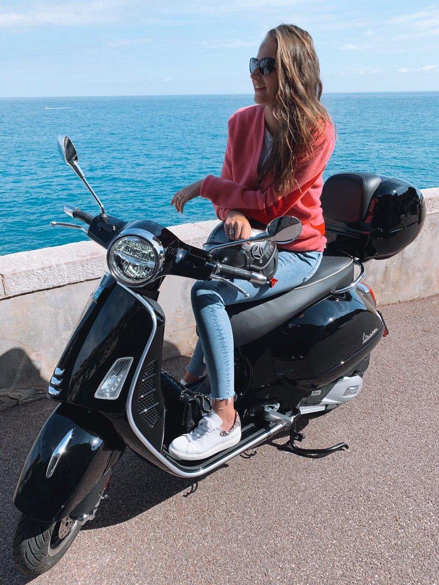 Monaco lifestyle 💯 #vespa