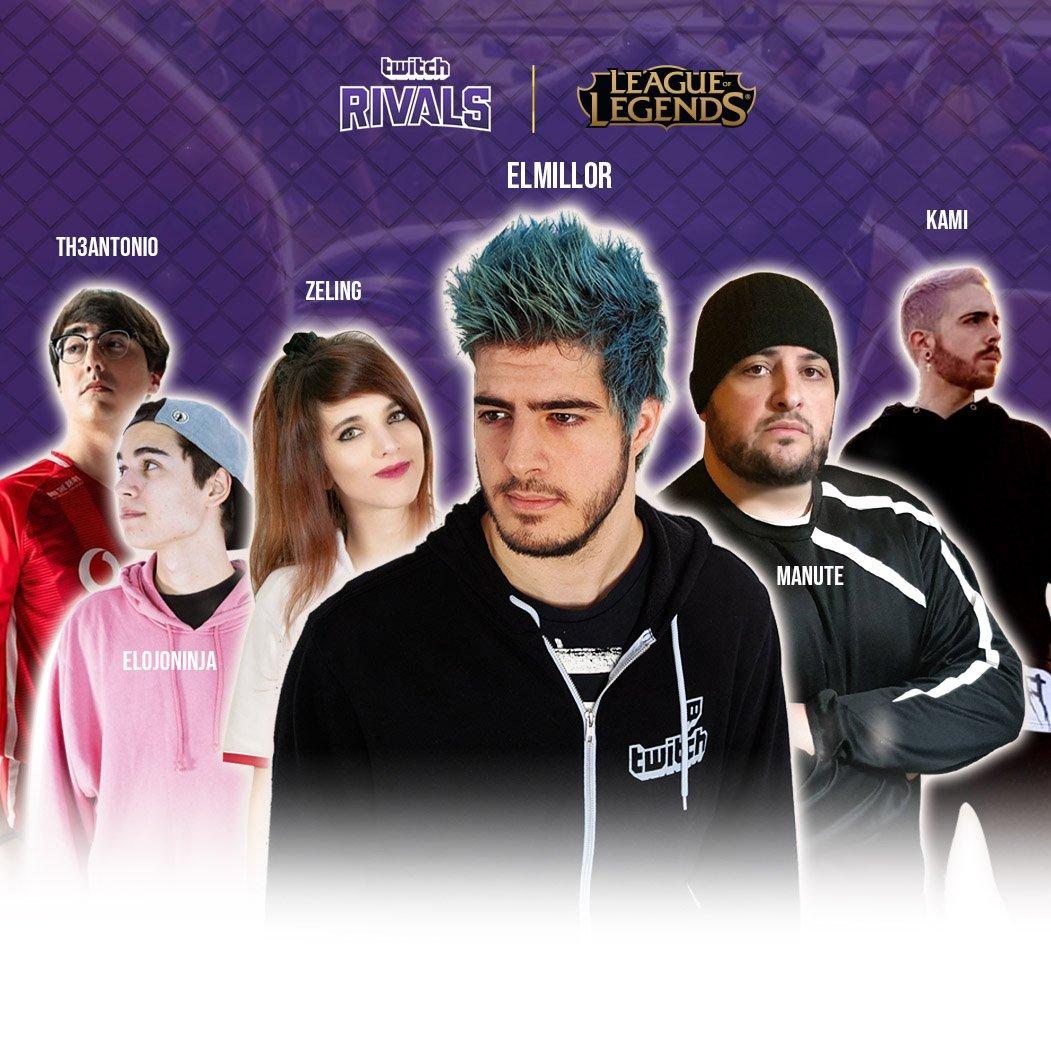 League of Legends ES's photo on Benja