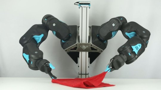Meet #Blue, the low-cost, human-friendly #Robot designed for #AI  #ArtificialIntelligence #DNG #Dubai #Dubainewsgate #Research #Researchers #Robotics #Robots #Technology #UAE #UCBerkeley