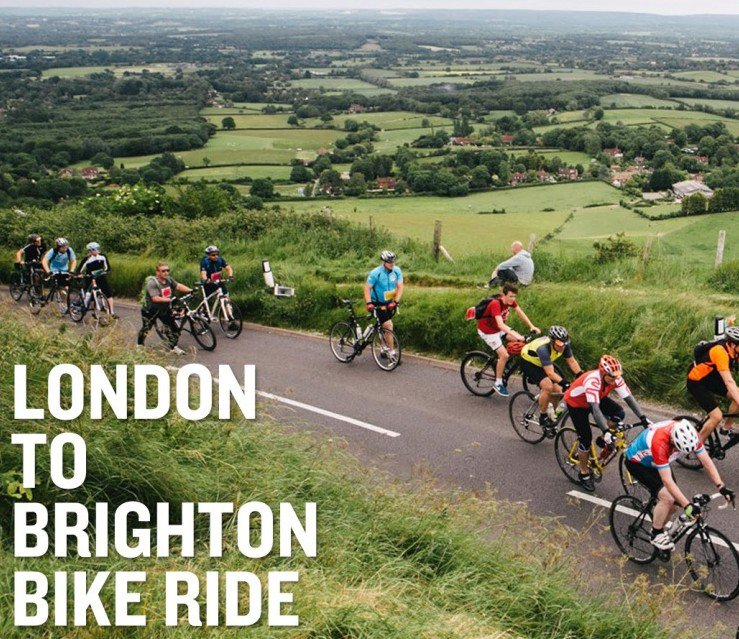 Cycle from City to Sea with Team Pembridge by tackling the famous London to Brighton challenge!  Will you join us for this spectacular 55 mile journey across the South Downs on Sunday 15 September? //t.co/EAqYaNodLe #londontobrighton #cycling #hospice