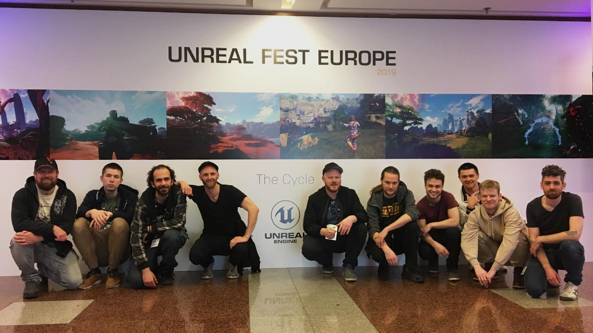 Unreal Fest Europe (@UnrealFestEU)   Twitter