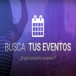 Image for the Tweet beginning: 🎤🎸Cada día más🎸🎤 Los eventos que