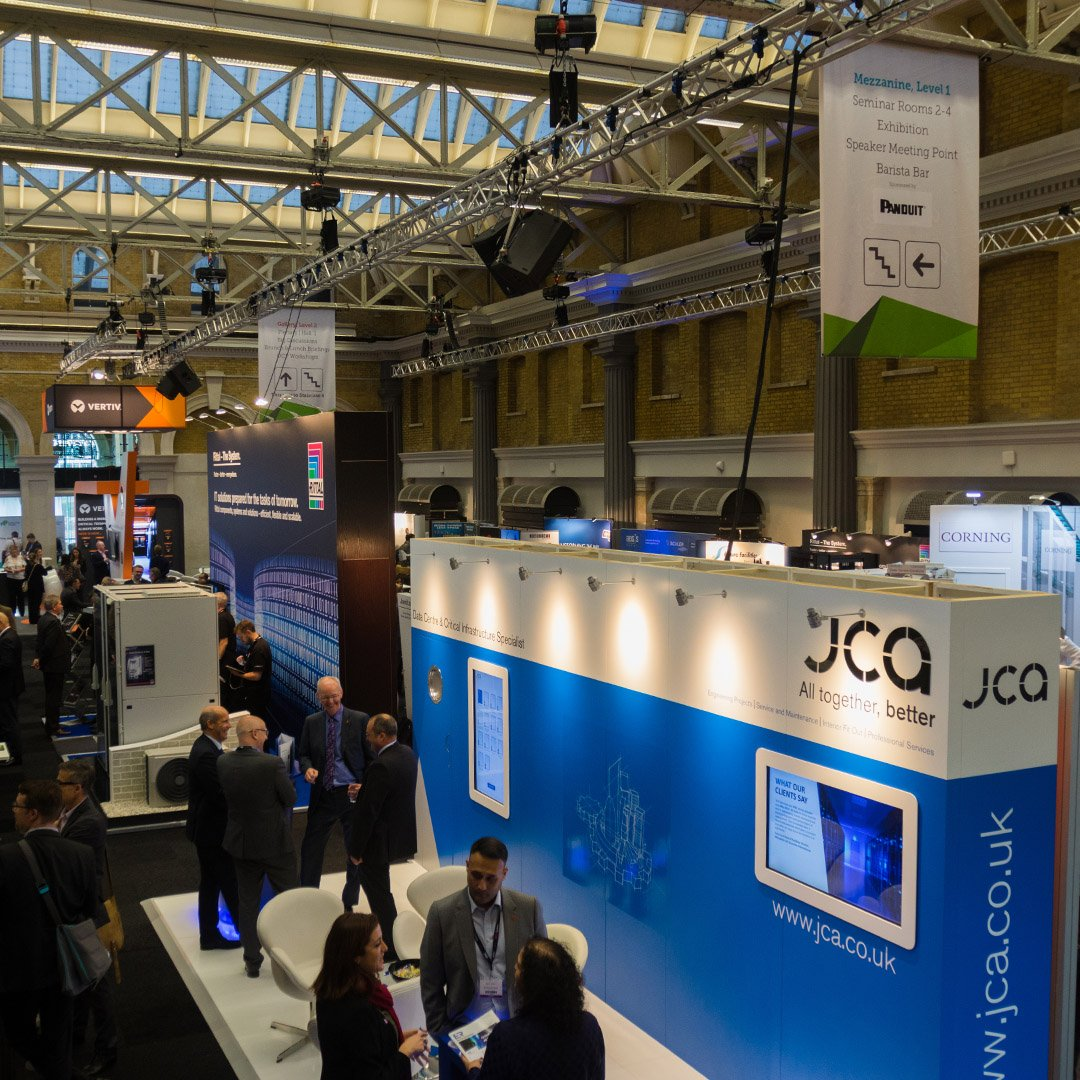 If you are planning an exhibition we can support your technical and AV requirements, furniture, stand building, power distribution and much more. #EOL #Eventprofs #exhibitions #London