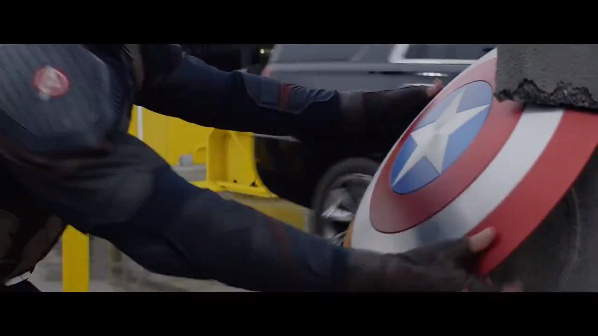 The Avengers take care of the battle in this new #AvengersEndgame tie-in ad with @Hertz: