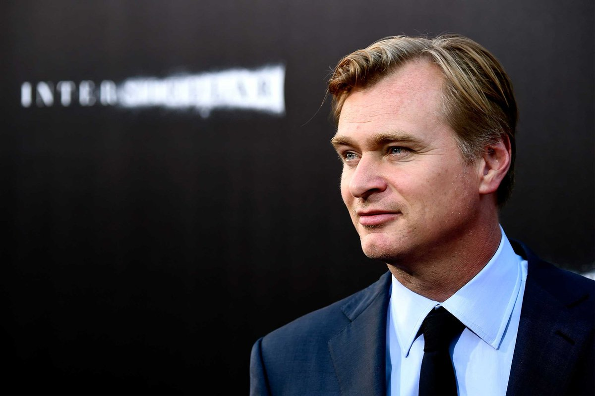 What we&#39;ve learned about #ChristopherNolan&#39;s new film so far:   Release date: July 22, 2020  Still IMAX format  Robert Pattinson, Elizabeth Debicki and John David Washington to star  New film editor Jennifer Lame  The script is &quot;unreal&quot; <br>http://pic.twitter.com/uqkln284aH