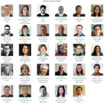 Image for the Tweet beginning: MORE Speakers added! 🎤 The