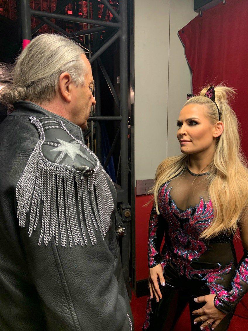 Nattie's photo on #WrestleMania