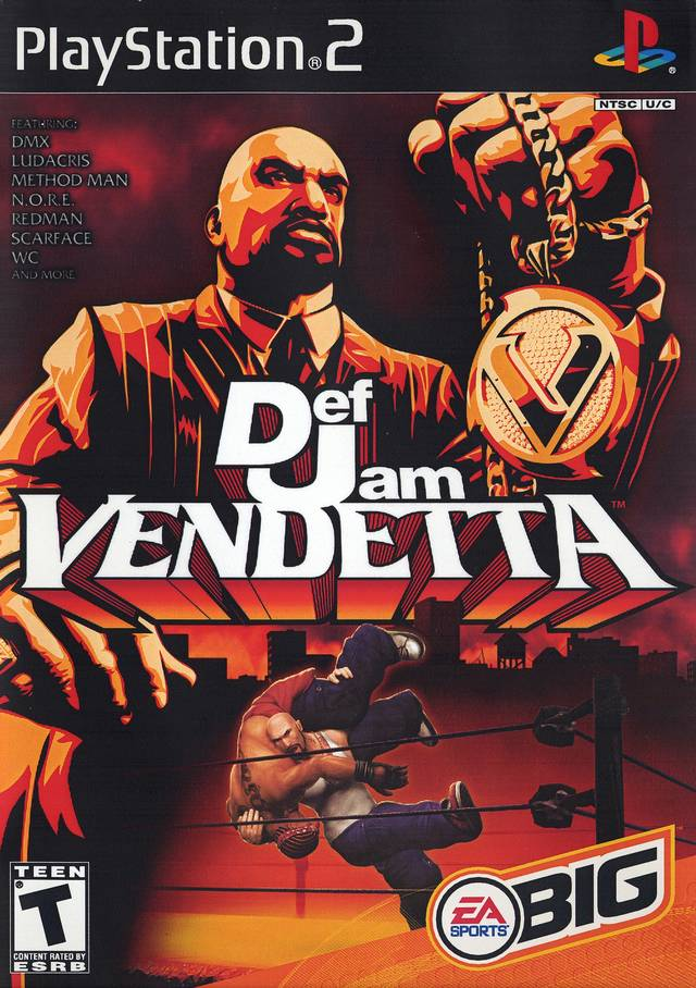 Some of the best finishing moves from Def Jam Vendetta. Who was your go-to player?