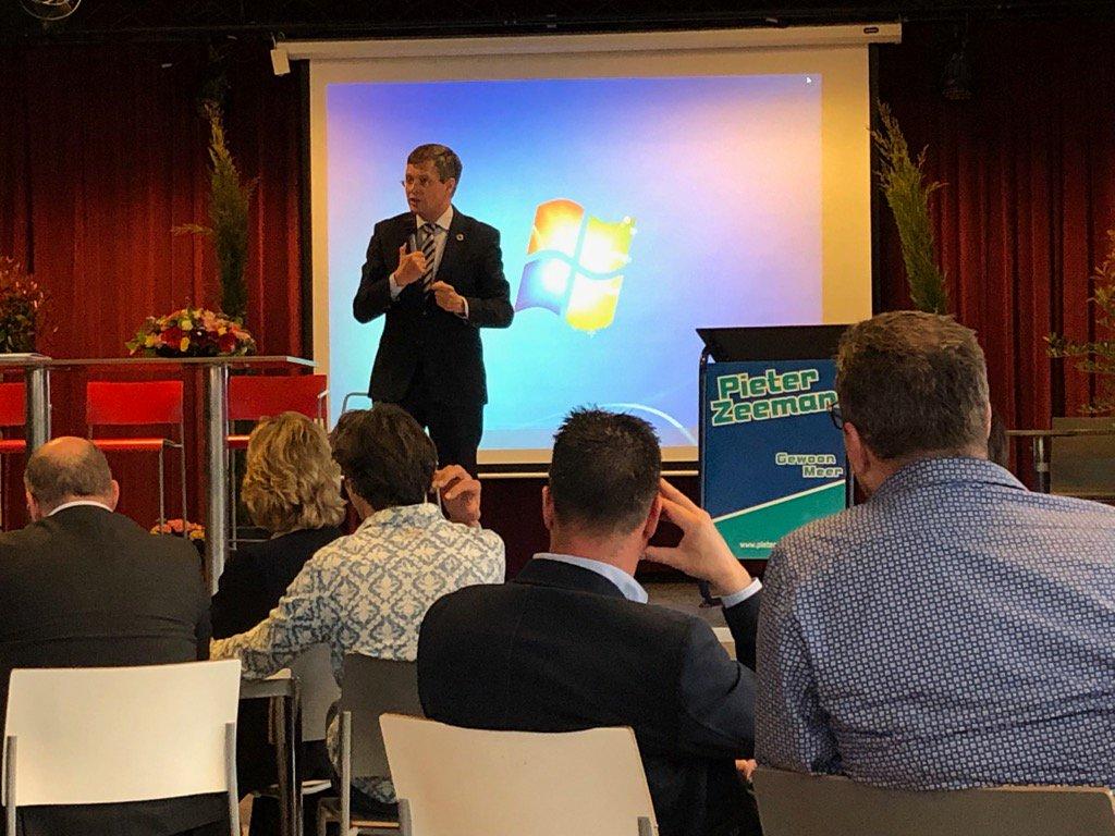 Belang van publiek-private samenwerking tbv vitale arbeidsmarkt #SchouwenDuiveland Lezing J.P. Balkenende