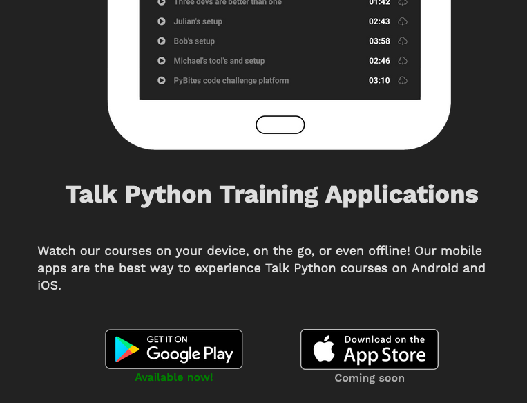 Talk Python Podcast (@TalkPython) | Twitter